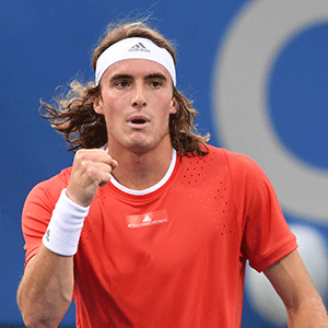 Stefanos Tsitsipas (Getty Images)