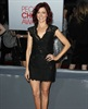 <i>True Blood</i> star Carrie Preston on the red carpet.