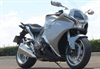 Honda VFR automatic tested