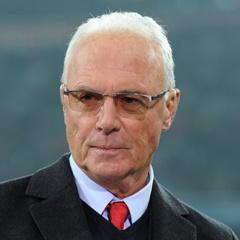 Franz Beckenbauer (AFP)