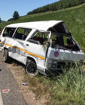 KZN taxi crash (Netcare 911, file)
