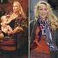 The Brosnans weren't the only ones to put breastfeeding on the front page. In 1999, model and actress Jerry Hall was featured on the cover of Vanity Fair while breastfeeding her son, Gabriel, whom she shares with rocker Mick Jagger.