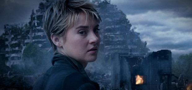 Shailene Woodley in Insurgent (NuMetro)