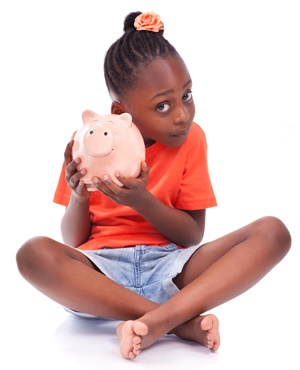 The pig has symbolised savings for centuries, thanks to the famous piggy bank. (Photo: Shutterstock).