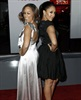 Twin actresses Tia and Tamara Mowry.