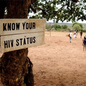 Know your HIV status