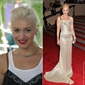 """Gwen Stefani has transformed from young rocker """"chic"""" (really? A wife-beater under a lace cami?) to a musician-mom donning super cute, off-beat outfits. While she still maintains her unique style, she's taken it to a much higher level."""