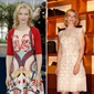This superstar celeb mom has always looked perfectly styled and amazing, but now Cate Blanchett is rocking a shorter do and often appears on the red carpet sporting handsome-chic looks.