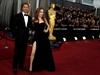 Power couple Brad Pitt and Angelina Jolie arrive at the 84th Academy Awards. (Matt Sayles, AP)
