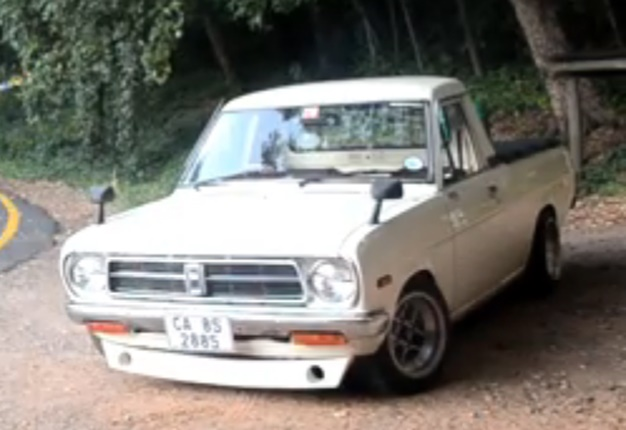 Fisher Auto Sales >> WATCH: Modified Nissan Champ bakkie is all go-and-show   Wheels24