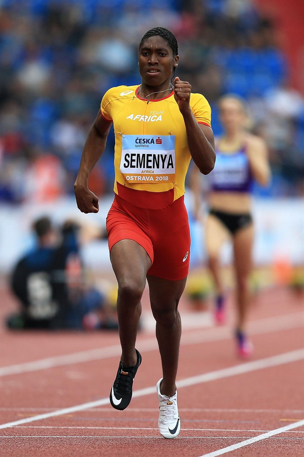 Caster Semenya may dominate SA Sports Awards