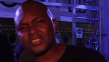 WATCH: Euphonik mocks AKA's reaction to Bonang question