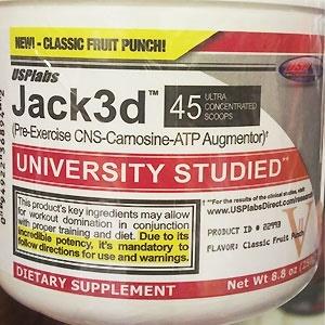 Jack3d,workout supplement