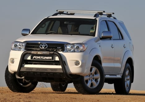 More Rugged Toyota Fortuner Epic Wheels24