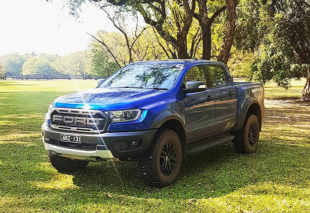 Can four play six? Can the Ford Ranger Raptor hold its own against its V6 rivals? | Wheels24