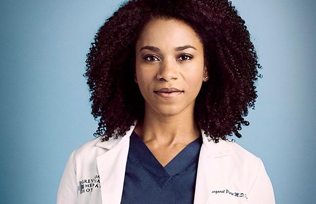 Kelly McCreary as Dr. Maggie Pierce in 'Grey's Anatomy.' (Photo: DStv)