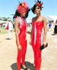 Reality TV star twins and DJs Hlelo and Ntando Masina.