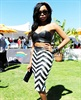 TV star Bonang Matheba