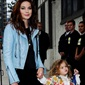 Actress Michelle Monaghan was recently spotted with her adorable 3-year-old daughter Willow. An occasion which seems to be quite rare!