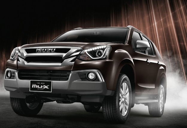 New mu x revealed isuzus fortuner rival wheels24 cmon isuzu columnist lance branquinho thinks the time is right for isuzu to build another suv sciox Image collections