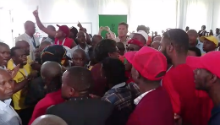 WATCH: This is what led to Education Conference being cancelled