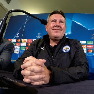 Craig Shakespeare (Getty Images)