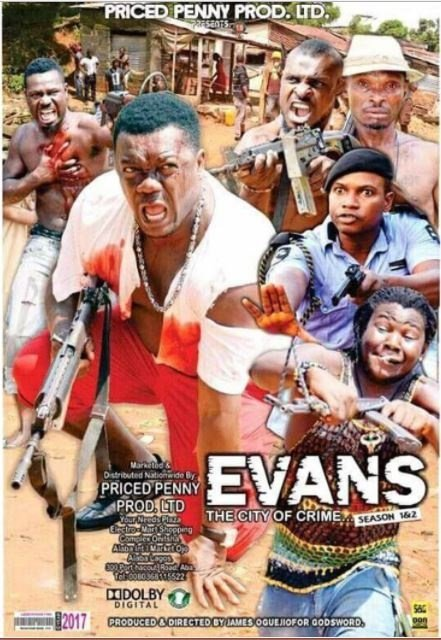 Nollywood Releases Film About Evans,The Kidnap Kin