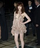 Florence Welch also toned down her after party outfit.