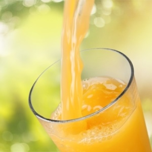 orange juice ups melanoma risk