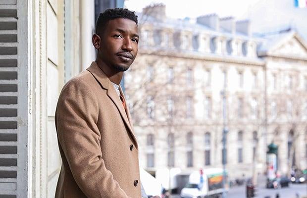 Mamoudou Athie in 'Uncorked.' (Nina Robinson/Netfl