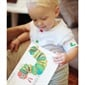 The Very Hungry Caterpillar is Titus' favourite book. Even his outfit matched the party's decor!