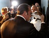 """An Oscar campaign """"Consider Uggie"""" was launched in December 2011 on Facebook by an editor at Movieline."""