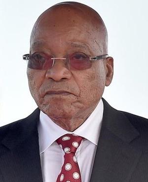 President Jacob Zuma. (GCIS)