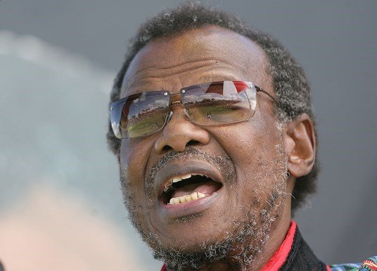 IFP leader Mangosuthu Buthelezi's party appears to have become the most popular opposition party in KZN.