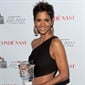 Halle Berry is an active supporter of The Jenesse Center, which assists families facing domestic abuse issues.
