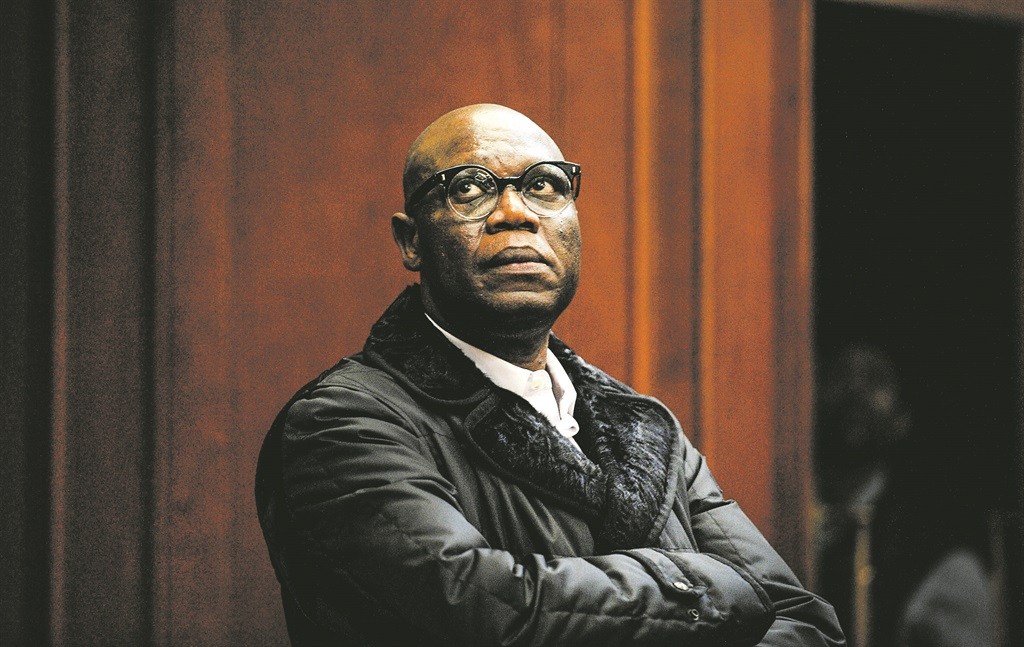 Artist Zwelethu Mthethwa is serving an 18 year jail sentence for kicking a sex worker to death. (Edrea du Toit, Rapport, file)