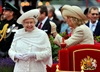 Queen Elizabeth II has been called the nation's favourite grandmother. (Photo: John Stillwell, AP)
