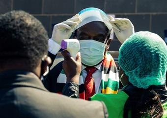 Zimbabwe nurses strike over virus equipment shortages