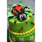 Ladybugs are a great theme if you want to steer clear of the obvious character themes.