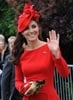Kate flashes that winning smile. (Photo: Stefan Rousseau, AP)