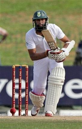 <strong><em>Hashim Amla. Captain courageous... (AP) </em></strong><br />