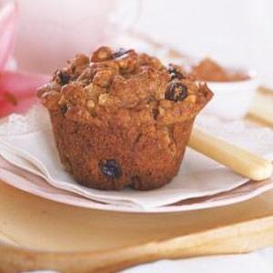 recipe, pear, fruit, muffins, bake,walnuts