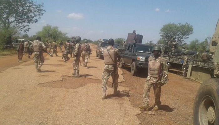 21 bodies found by the army in oil exploration wor