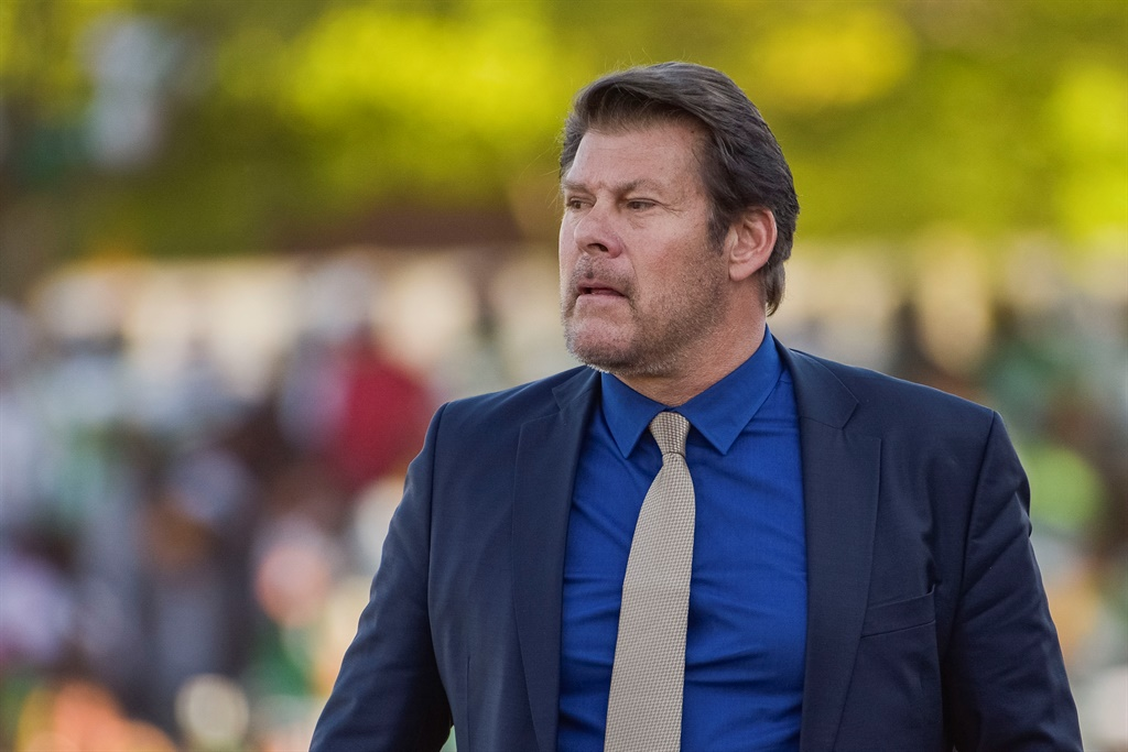 Luc Eymael, Head coach of Free State Stars during