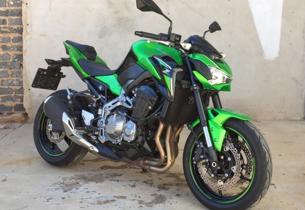 2017 Kawasaki Z900 Review Great All Round Package
