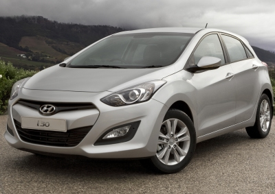 <b>ANOTHER C-SEGMENT STUNNER:</b> We have Hyundai Europe's chief designer Thomas Bürkle to thank for the new i30 which uses the brand's fluidic design.
