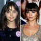 At age 10 Christina Ricci's first role was as Cher's daughter in 1990's