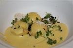 Makaron at Majeka House - Cauliflower custards - Highly recommended