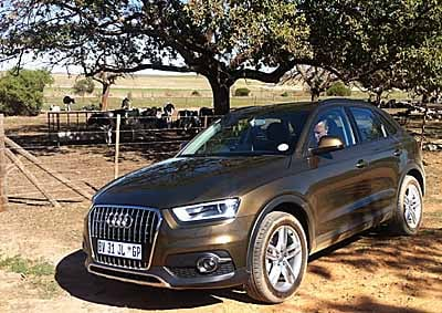 Audi Q3 High Rider With Attitude Wheels24