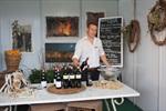 Warwick wine - stand